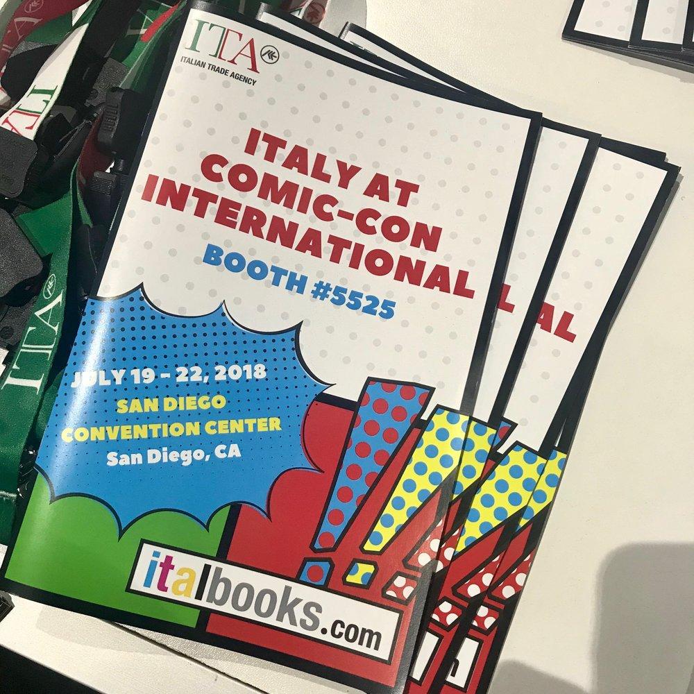 Comic-Con International 2018 -