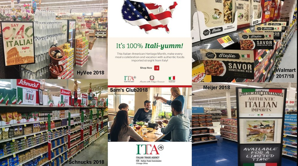 The Extraordinary Italian Taste Promotions 2018 -