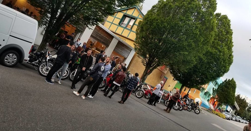 A photo from the Vancouver Moto Social event at 33AcresBrewery on June 13th, 2017