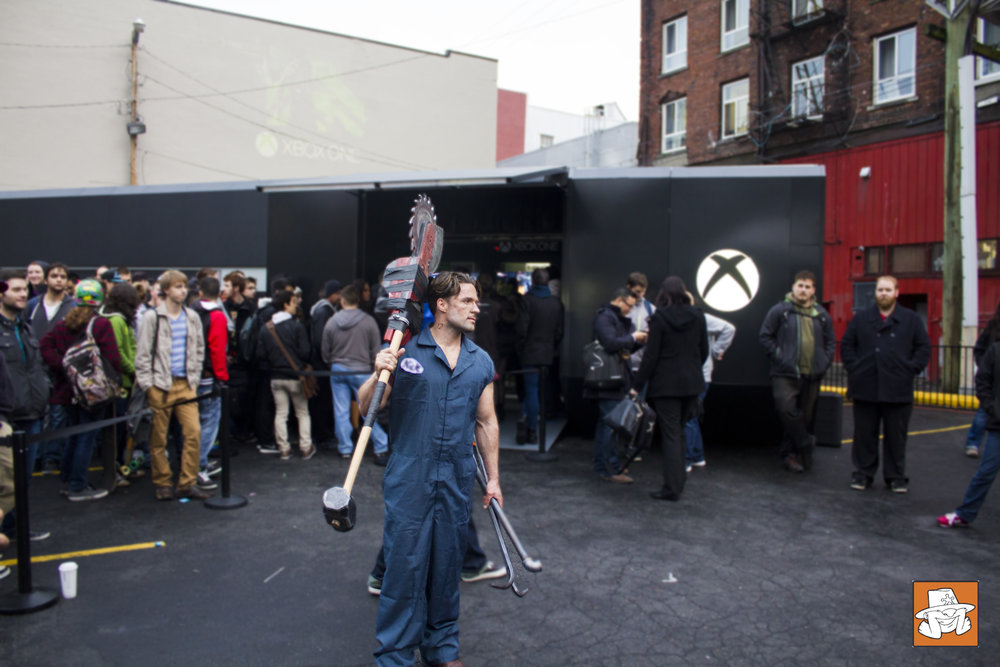 XBOX ONE SOURCE EVENT -