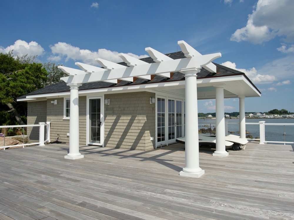 Water house, old saybrook, ct