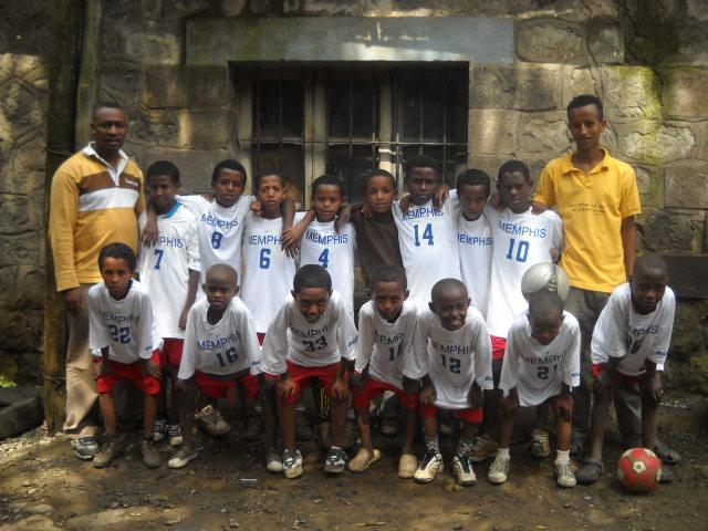 Onesimus Soccer Team