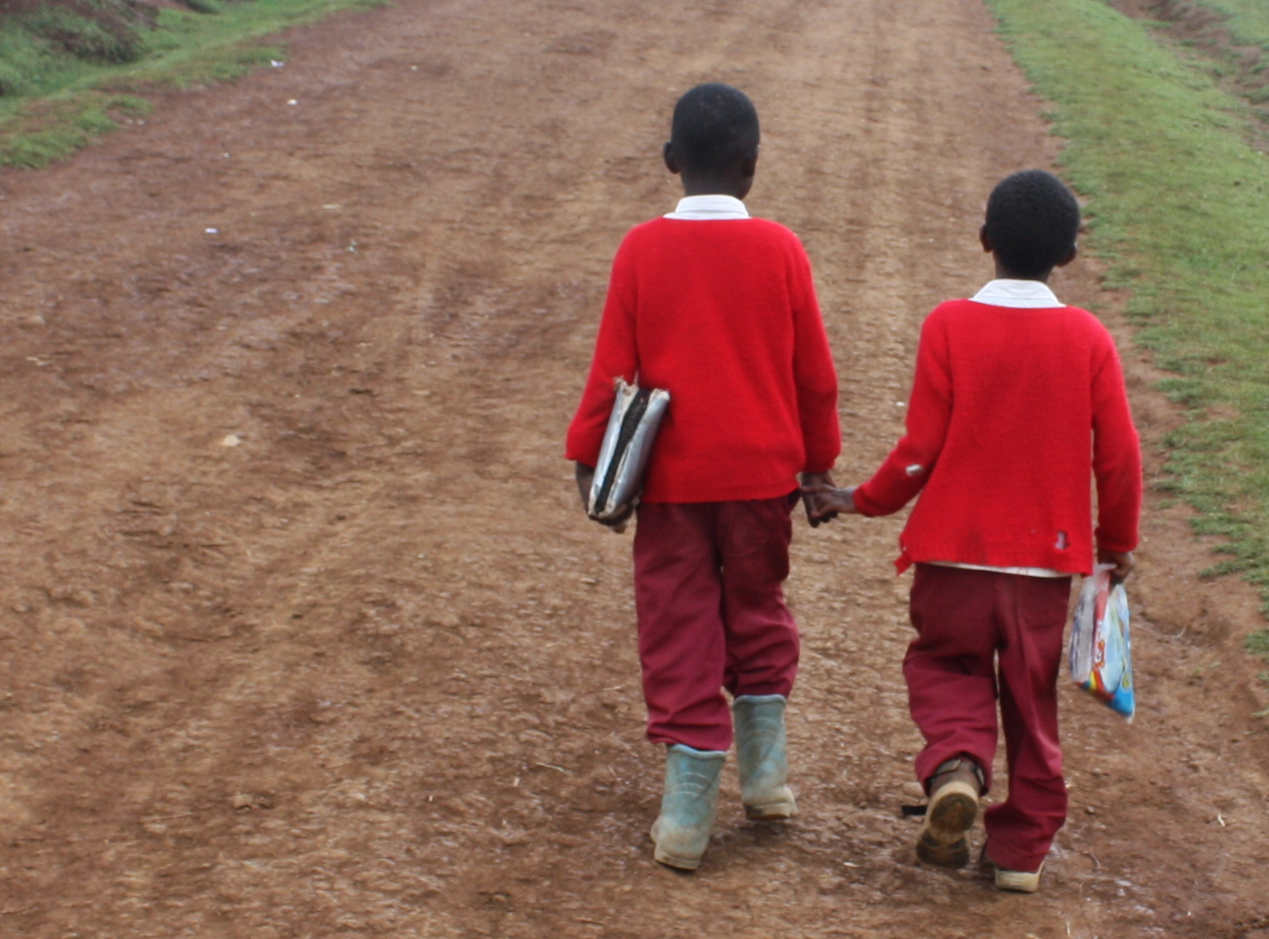Help educate Ethiopian street children
