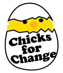 Chicks for Change Logo