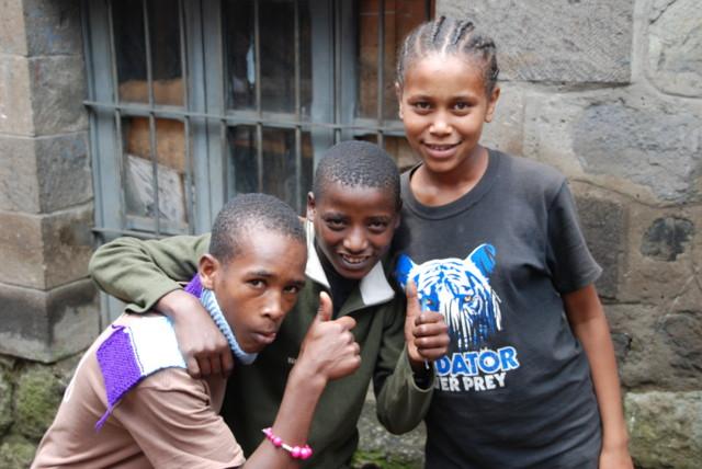 Fikadu, Ephem, & Ruth