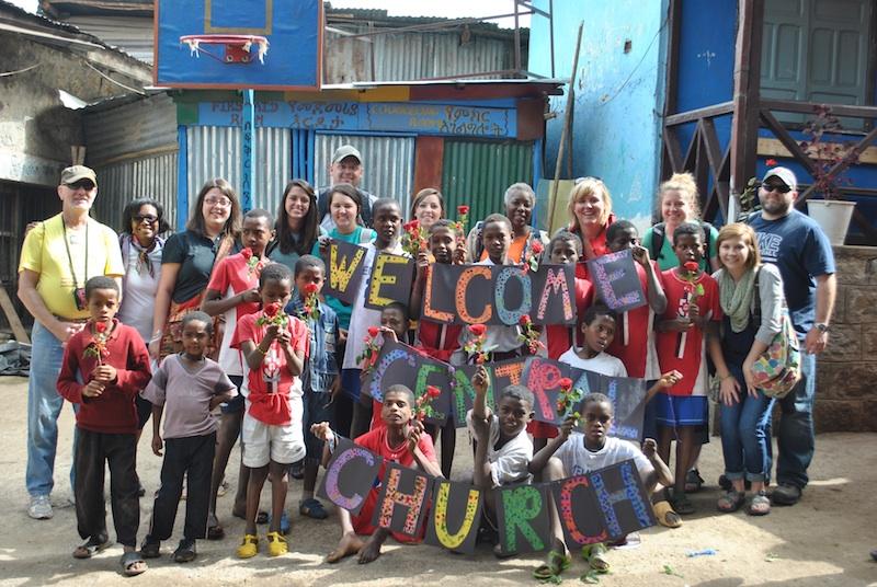 Central Church 2013 Team - June