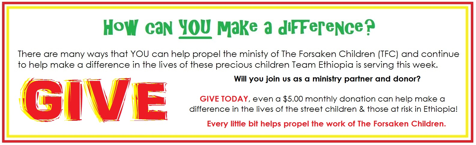Make A Difference 4