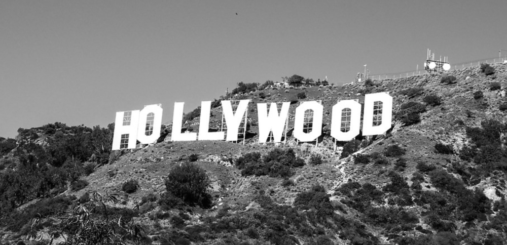 Hollywood Sign Peter Lik