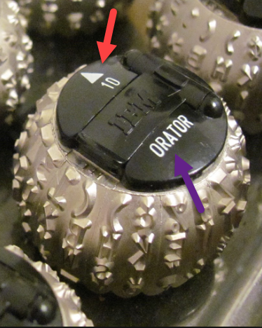 IBM Selectric I and IBM Selectric II Type Element