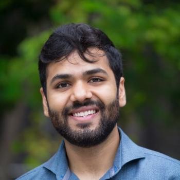 Kramay Patel, Fundraising Team Lead