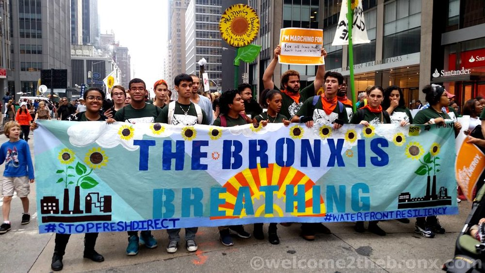 SOUTH BRONX COMMUNITY RESILIENCY AGENDA