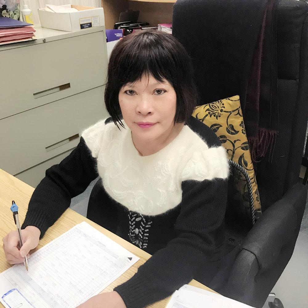Lili Chong