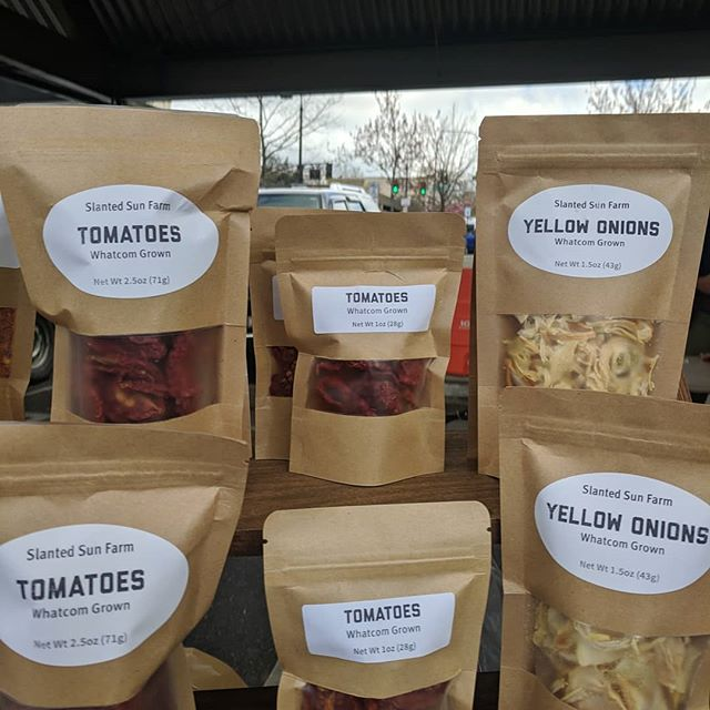We have lots of new products at the @bhamfarmersmkt today!  Supplies are limited so come stock up. We're here until 3pm!