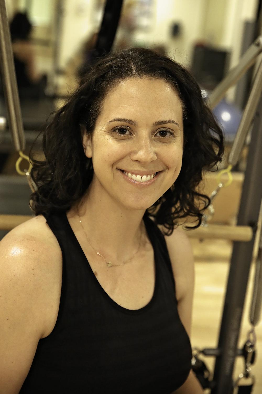 Debbie Welch, 200HR Certified Yoga Instructor & Certified Prenatal Yoga Instructor