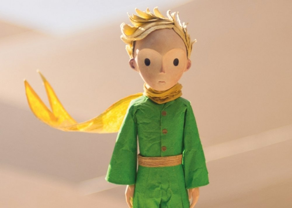 #3The Little Prince - The music, the paper-mation, the story of keeping a childlike heart no matter how old you are - this movie was so sweet and warm and for all ages. I can happily say that the Kimballs will be adding this one to our movie collection and recommending it to everyone we know.