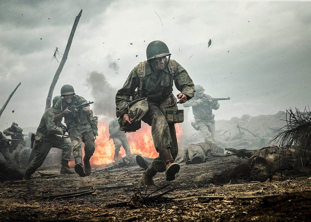 #6Hacksaw Ridge - This one was tough to watch, but left an impression on my heart for what it means to respect and care for human life. This movie showed the service of combat medic Desmond Doss who is credited with saving 75 souls without firing a gun. It was well-done and a must-see for adults.