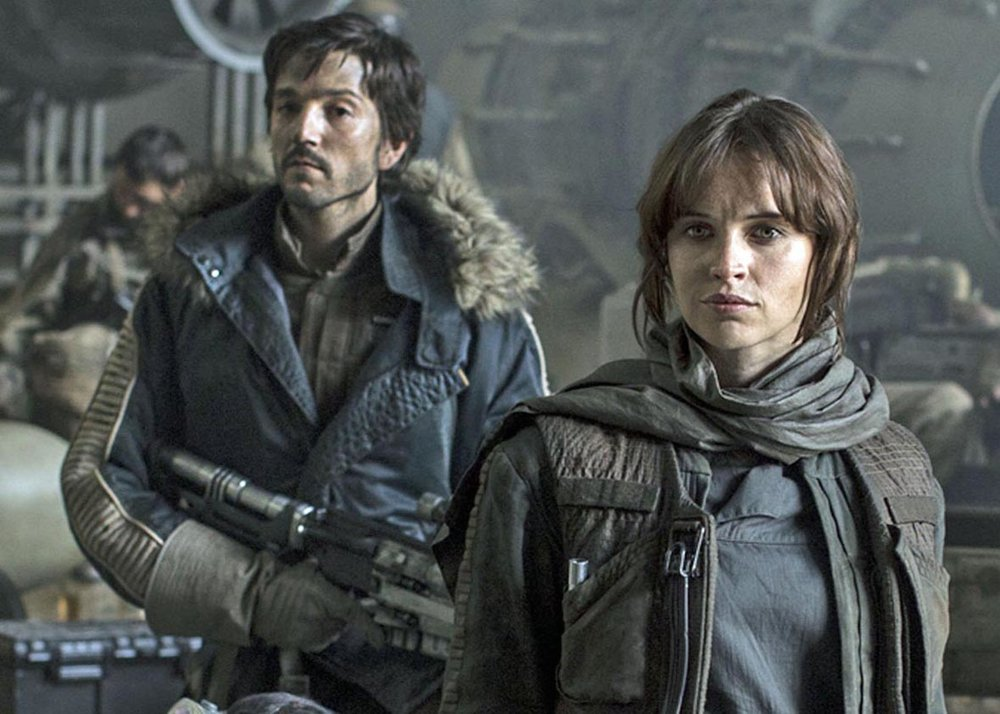#11Rogue One - I've never been a huge Star Wars fan, but I have mad respect for the fandom. Kelly and I both really liked The Force Awakens so we were excited for Rogue One. It wasn't nearly as good as TFA, but still an entertaining movie!