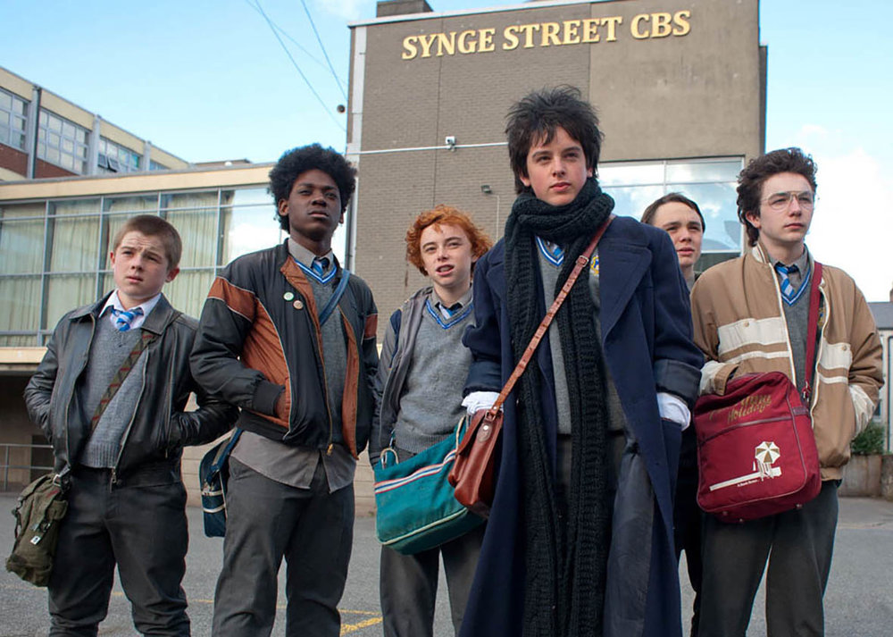 #1Sing Street - A coming-of-age story with 80s music, Irish accents, and a love story? Yes, please. This film was so, so good! Just watch it. I promise you won't be disappointed.