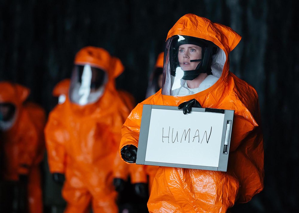#8Arrival - I knew we needed to see Arrival and we finally did. I wish we would have seen this one in theaters because it was fantastic. The music is beautiful and the ending is incredible. As my dear friend, Patti says,