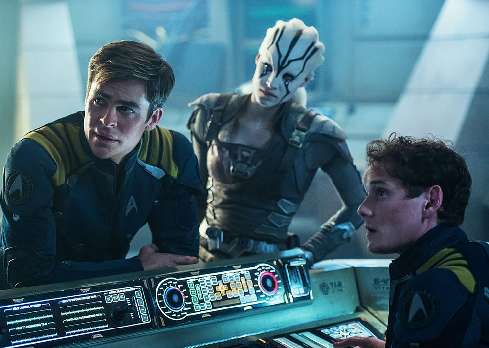 #7Star Trek Beyond - I knew before seeing this one that it probably wouldn't measure up to the first two because J.J. Abrams wasn't the driving force in production anymore. It was still pretty good and definitely entertaining, but I would have liked to see him finish the trilogy.