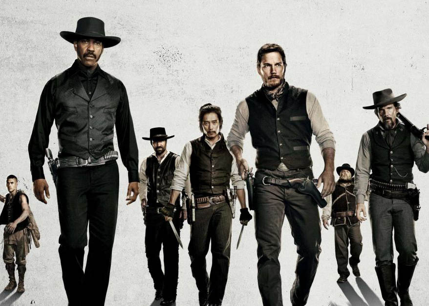 #10Magnificent Seven - It's the year of Chris - Evans, Pine, and Pratt!This wild west action movie was surprisingly good. We didn't quite know what to expect, but it was interesting and exciting without being over-the-top. Chris Pratt was great, of course, but the rest of the cast did a nice job too. This was a goodie!