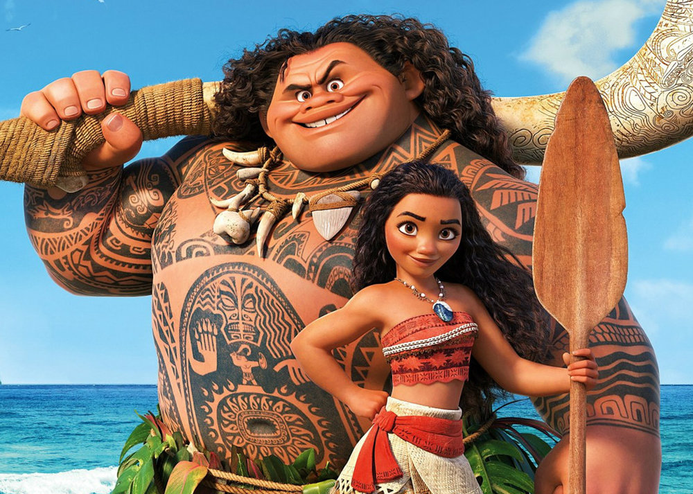 #5Moana - Thank goodness for my dear friend, Erica. If it weren't for her, I would have never watched this one, but I am so glad I did (twice)! What an amazing story about identity. So beautiful and the art and music were perfect. A++ for Moana!