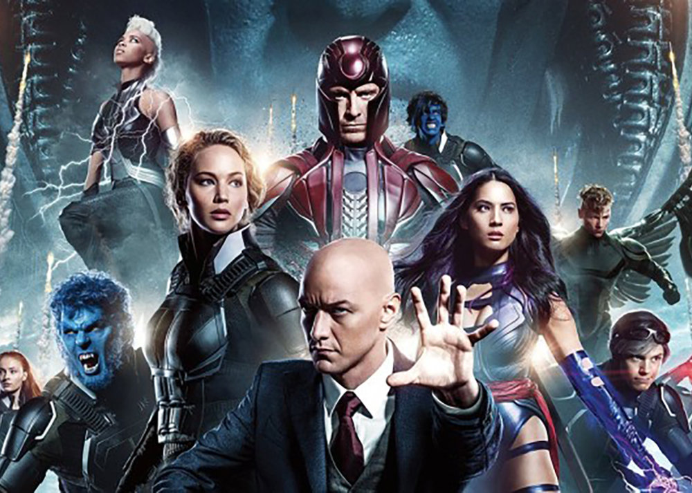 #14X-Men: Apocalypse - So, it's no secret that the X-Men movies have been horribly messed up by Fox, however the recent X-Men films have been somewhat better. I thought Apocalypse was the weakest of the three, but it was still decent.