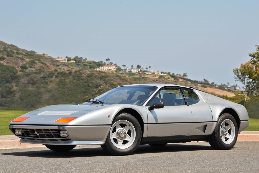 1984 Ferrari 512 BBI - Platinum restoration done here at Exclusive Motorcars