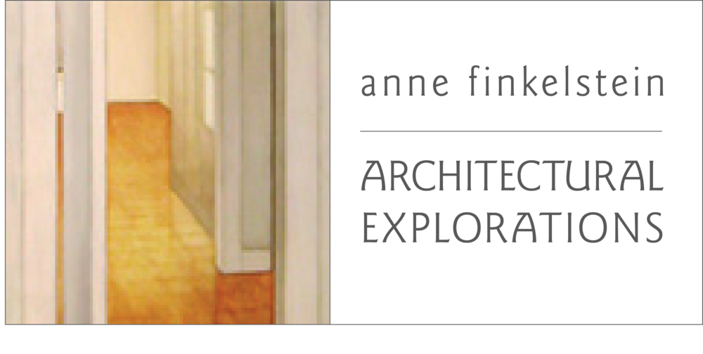Anne Finkelstein / Architectural Explorations