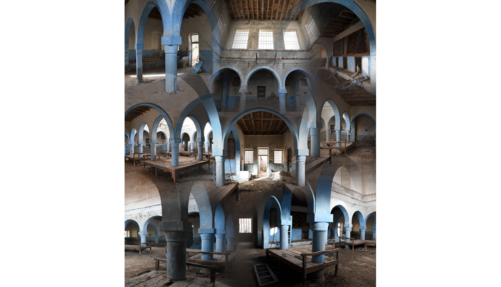 "Muansha , 2017, Digital C print on paper, 40 x 45.5"""
