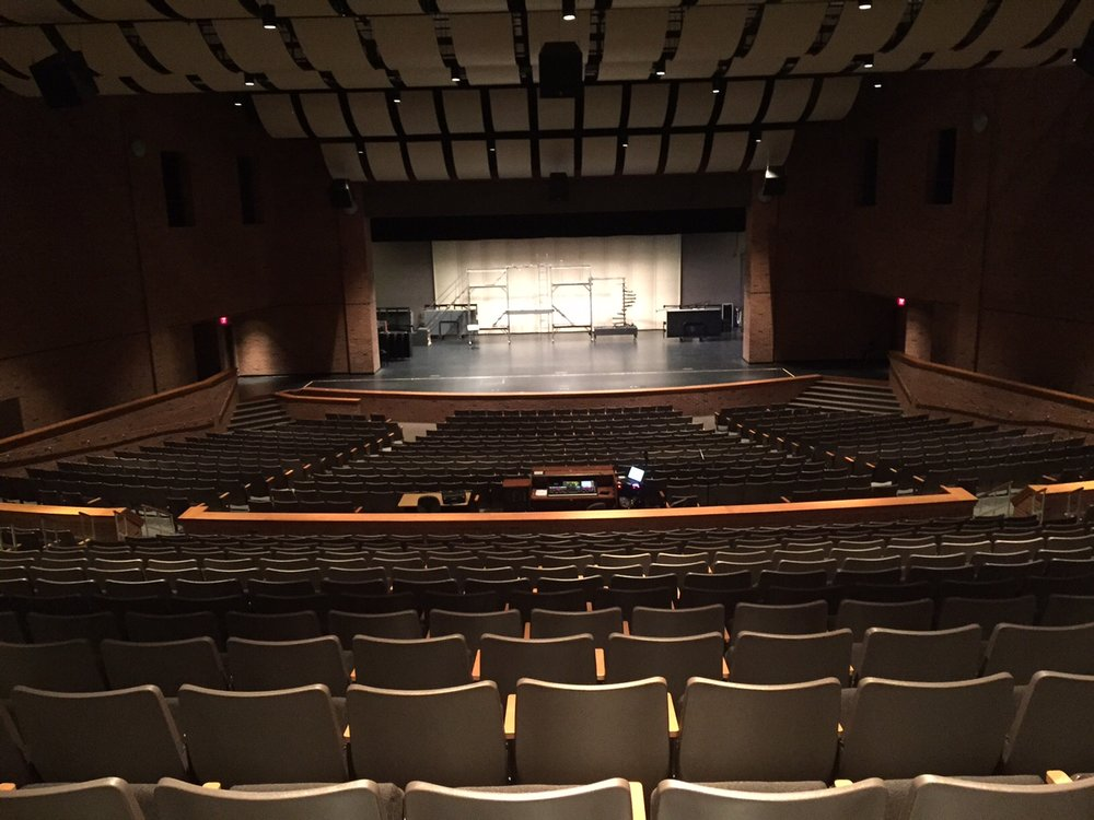 Zionsville Performing Arts Center -Zionsville, IN