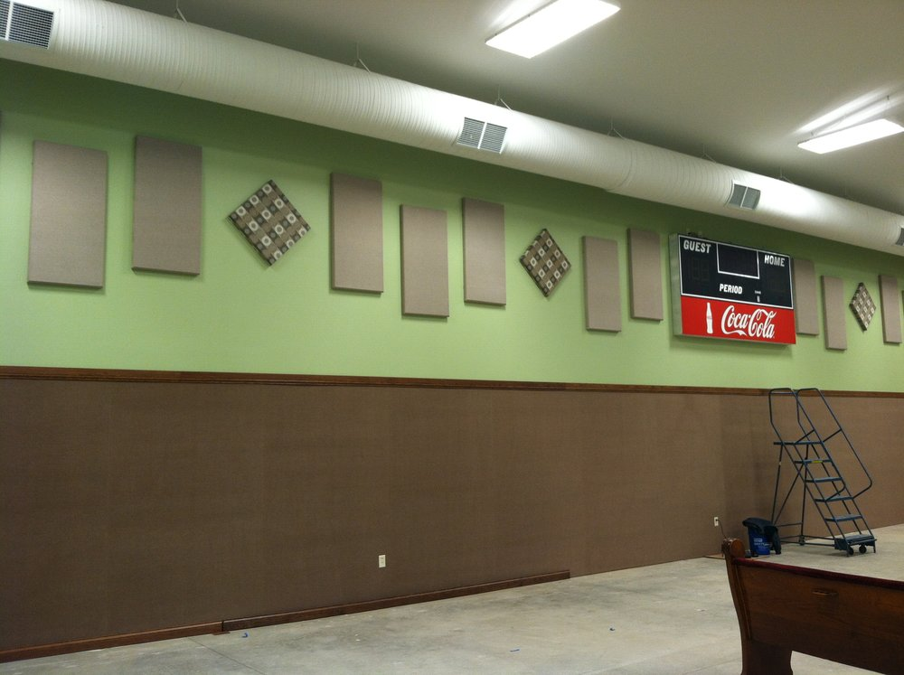 City of Fulton - Acoustical Treatment - Fulton, IN