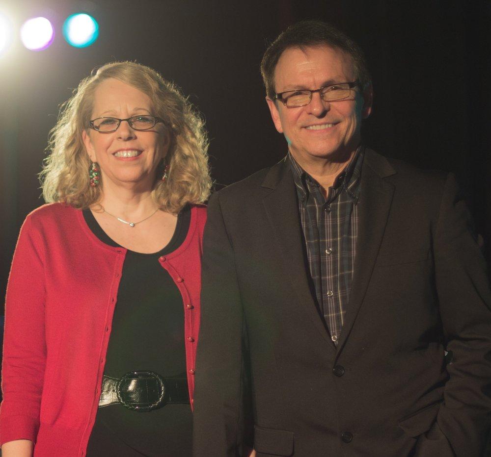 Steve & Karen Mack, Senior Pastors