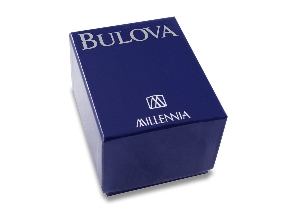 Bulova Millennia Watch Box