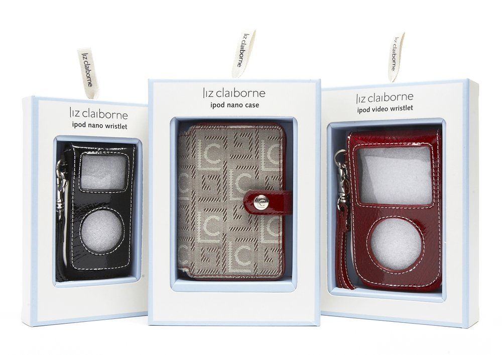Liz Claiborne/Best Buy Packaging