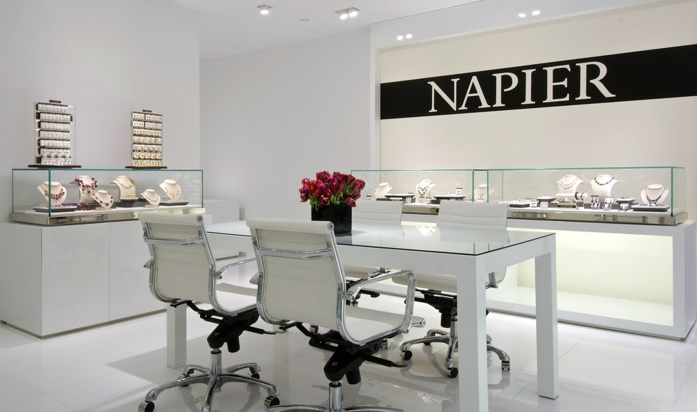NAPIER New York Showroom
