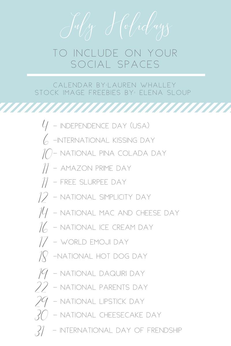July Social Media Holidays.jpg