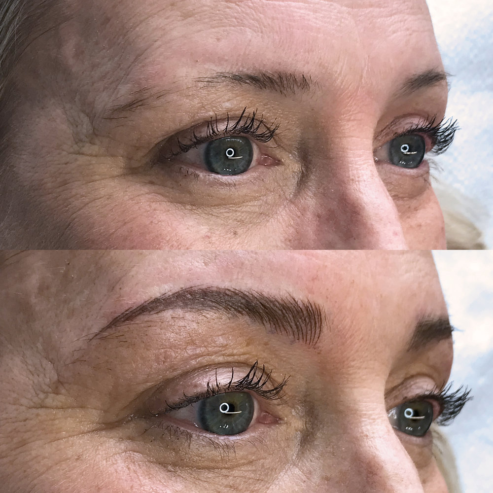 Brows with Gabrielle  Original Pricing : $650  Promotional Pricing: $455