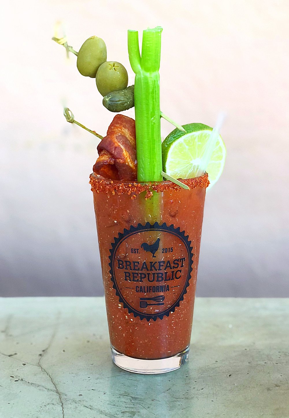 Jurassic Pork Bloody Mary