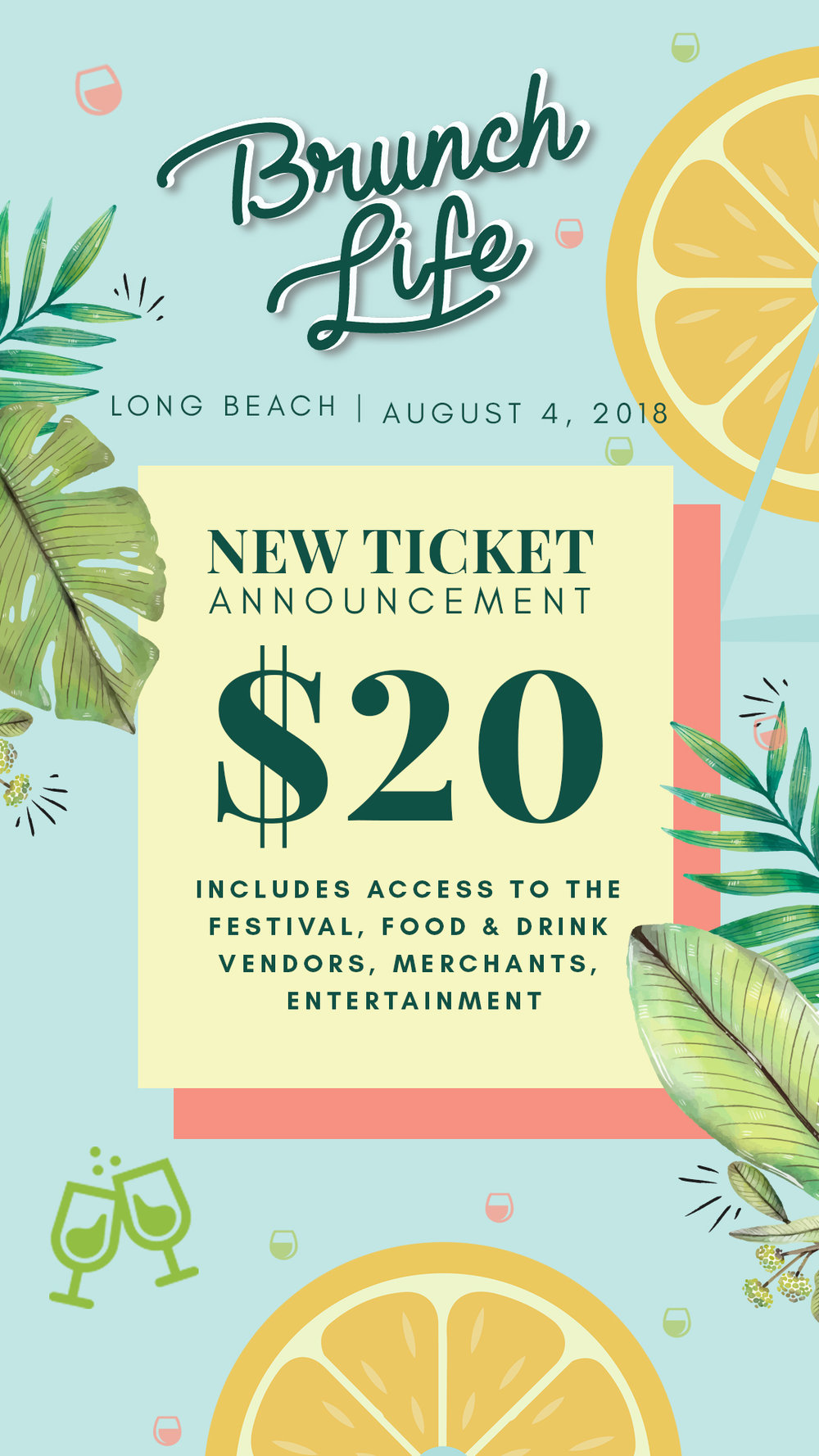 Brunch Life Festival Bloody Mary Obsessed Discount Code
