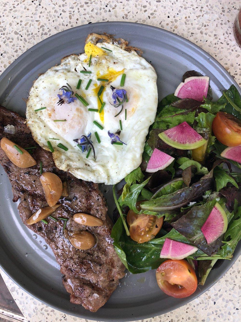 charles and dinorah steak and eggs.jpg