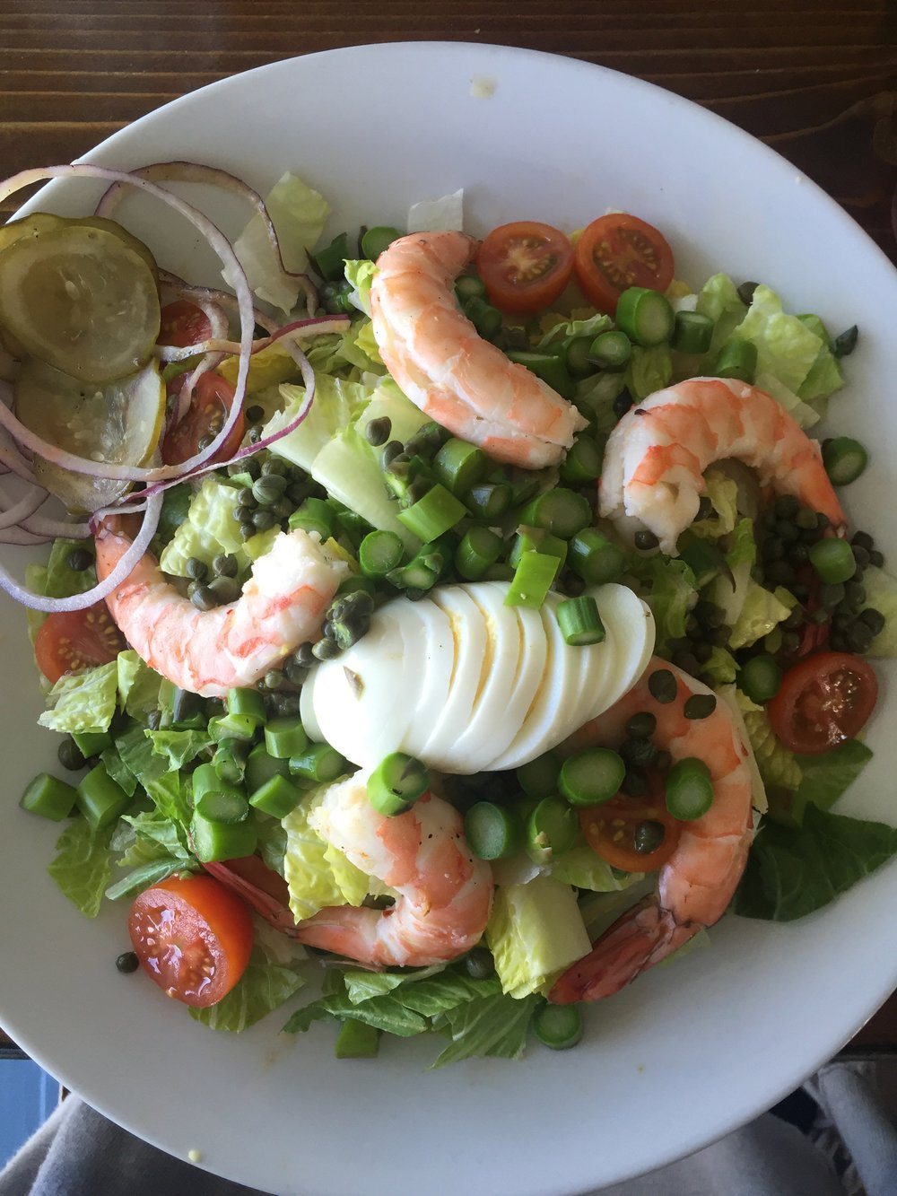 woodys wharf newport beach bloody mary obsessed shrimp salad.jpg