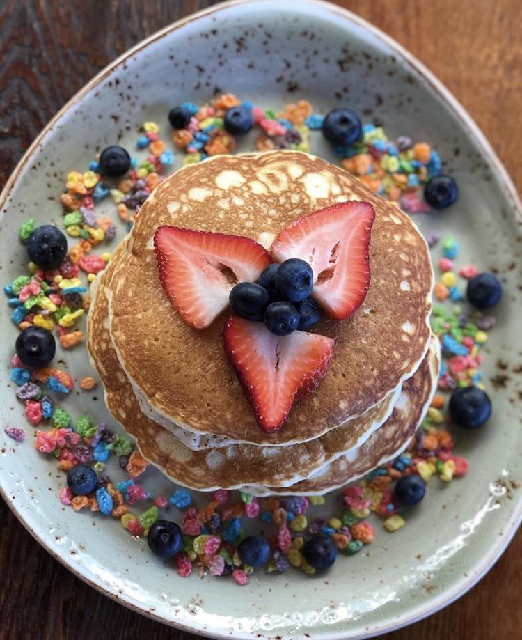 backyard kitchen tap pancakes easter weekend brunch brunchfaced bloody mary obsessed.jpg