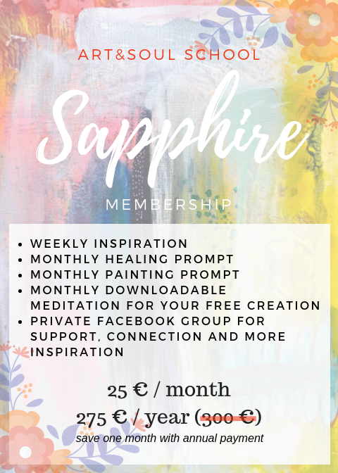 Sapphire Membership Preise Verena Fay
