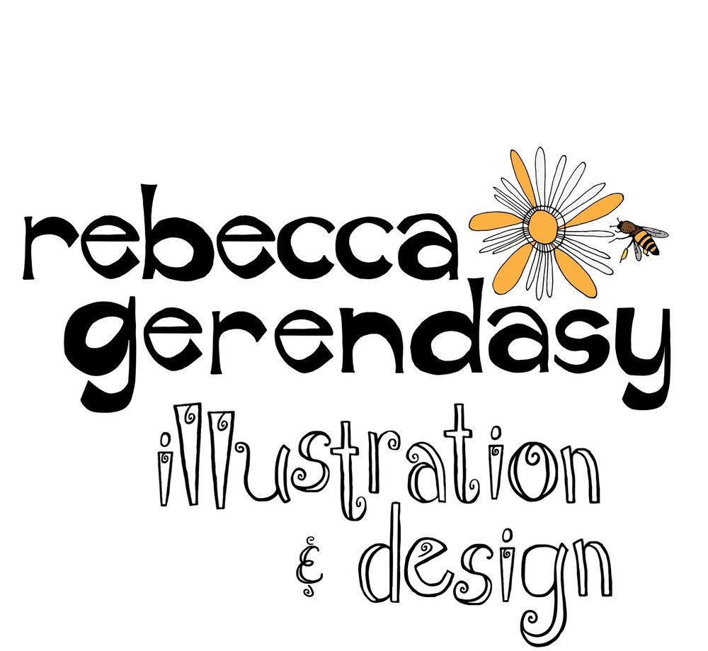 Rebecca Gerendasy Illustration & Design