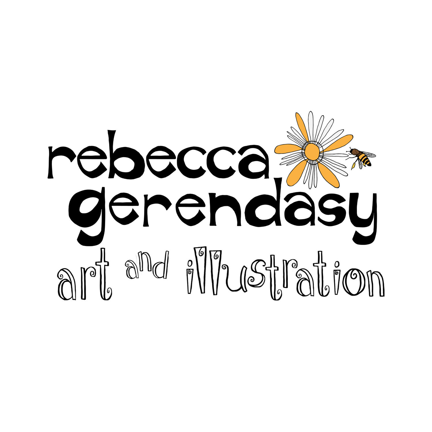 Rebecca Gerendasy Art & Illustration