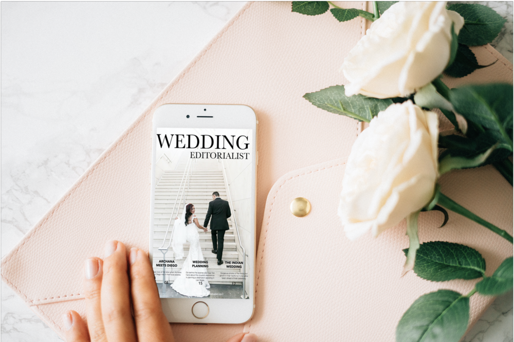 This issue of The Wedding Editorialist is available on ISSUU. It's like having a digital wedding album you can carry around at all times!  Designed by  Wedding Planner Andrea Eppolito  with photos by J.Anne Photography.
