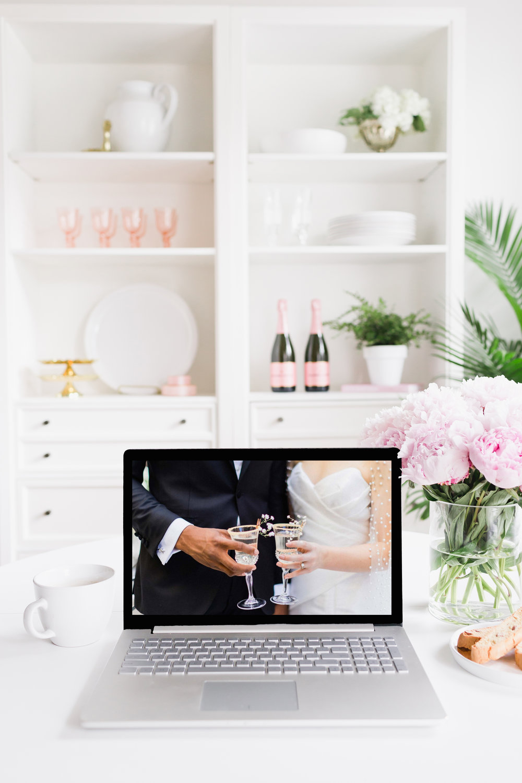 Custom digital wedding magazine. www.weddingeditorialist.com