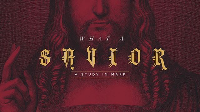 We are so excited to start our new series tonight in the book of Mark! We are also getting small group started again tonight, so make sure you come on out tonight at 7PM!