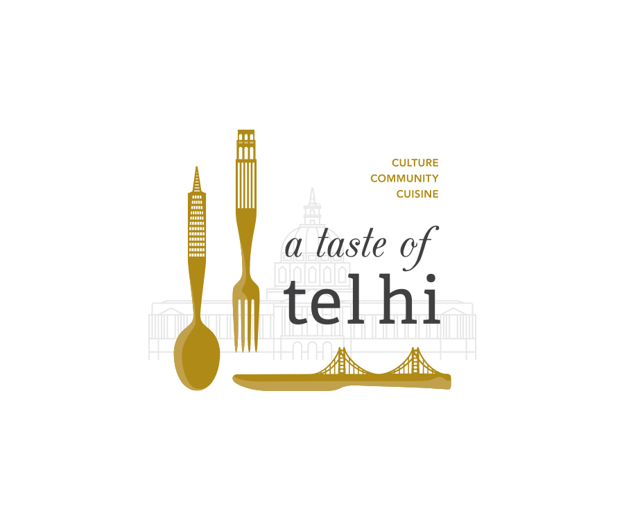 Logo refresh for an annual fundraiser gala held at the classically beautiful San Francisco City Hall